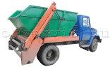 Контейнер для мусора 8 м3 металл 2 мм