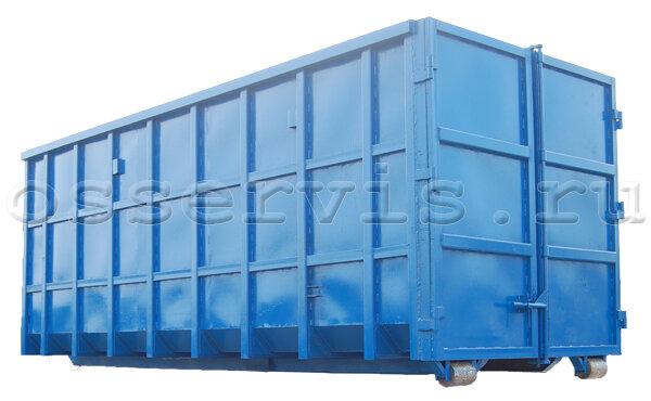 Контейнер для мусора 34 м3